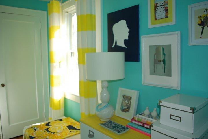 Yellow And Teal Bedroom Decor Ideasdecor Ideas