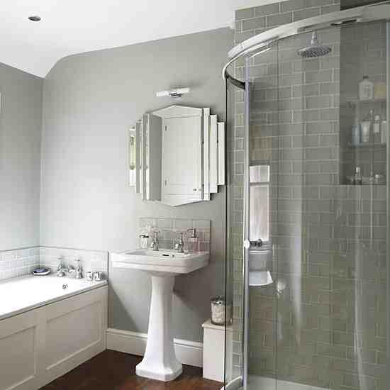Art deco bathroom mirror decor ideasdecor ideas for Toilet deco