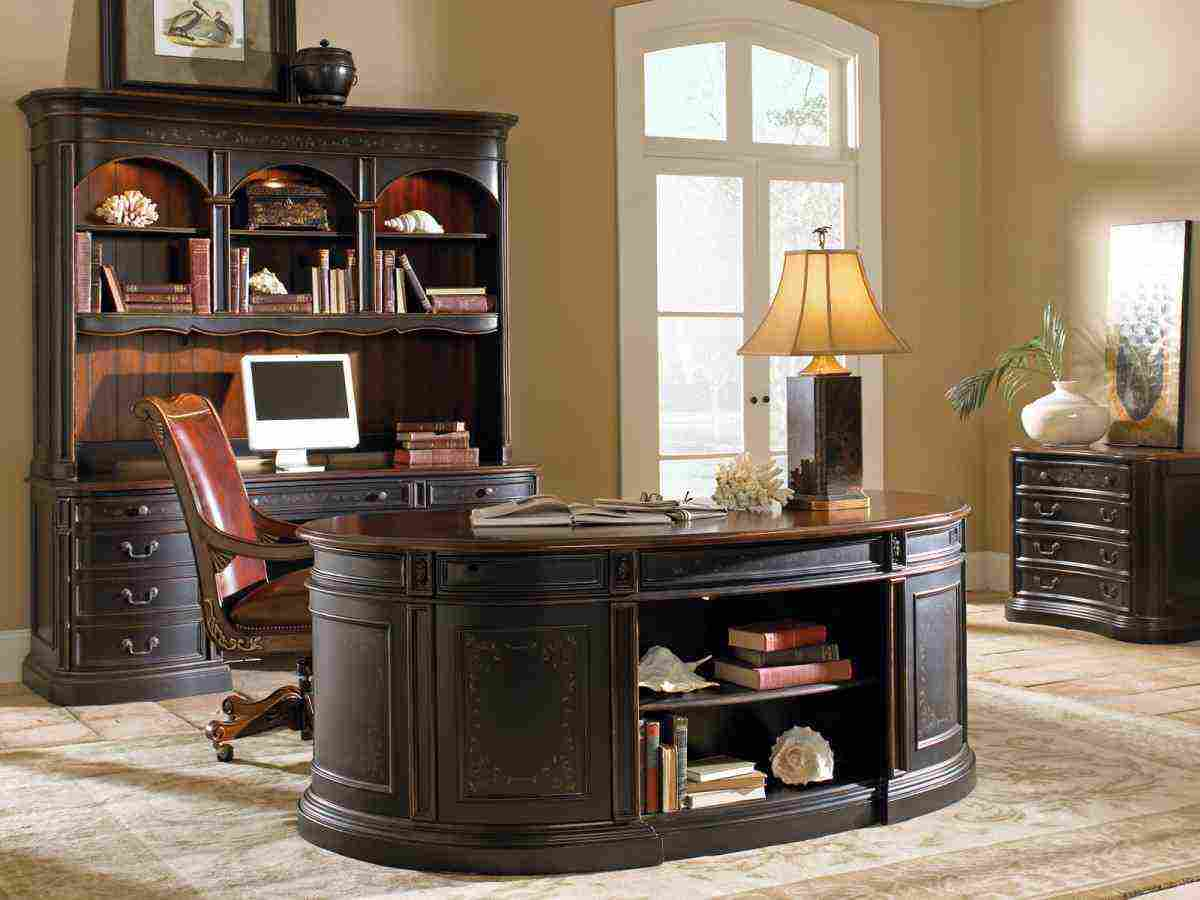 Ashley furniture home office desks decor ideasdecor ideas for Home office furniture images