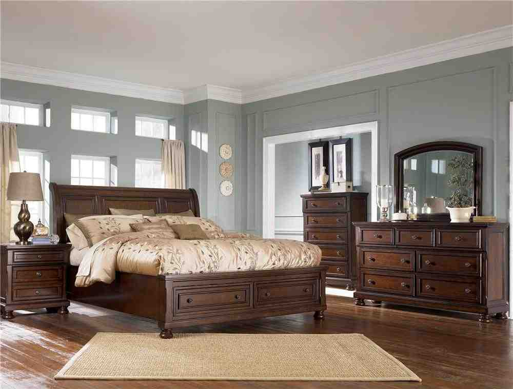 Ashley furniture porter bedroom set decor ideasdecor ideas for Bedroom furniture