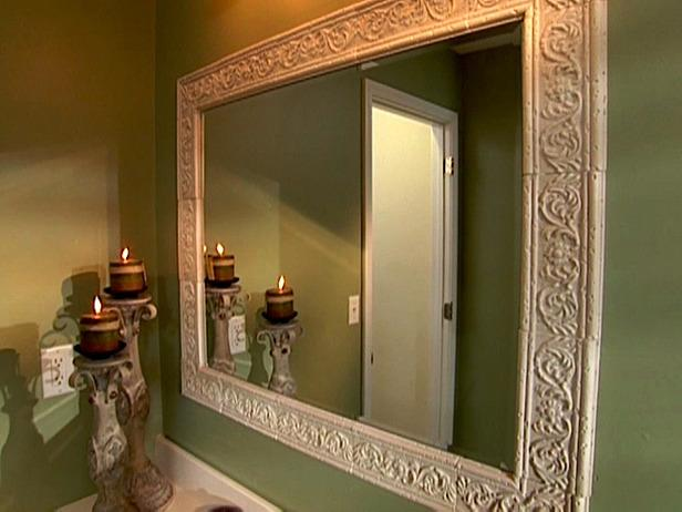 Bathroom Mirror Trim Kit - Decor IdeasDecor Ideas
