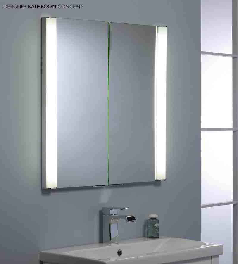 Battery Operated Bathroom Mirror Decor Ideasdecor Ideas