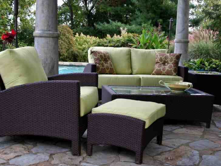 best outdoor wicker patio furniture sets decor ideasdecor ideas