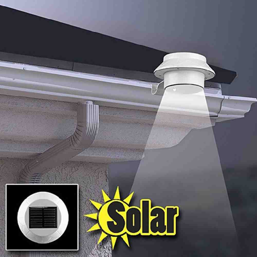 best led solar garden lights