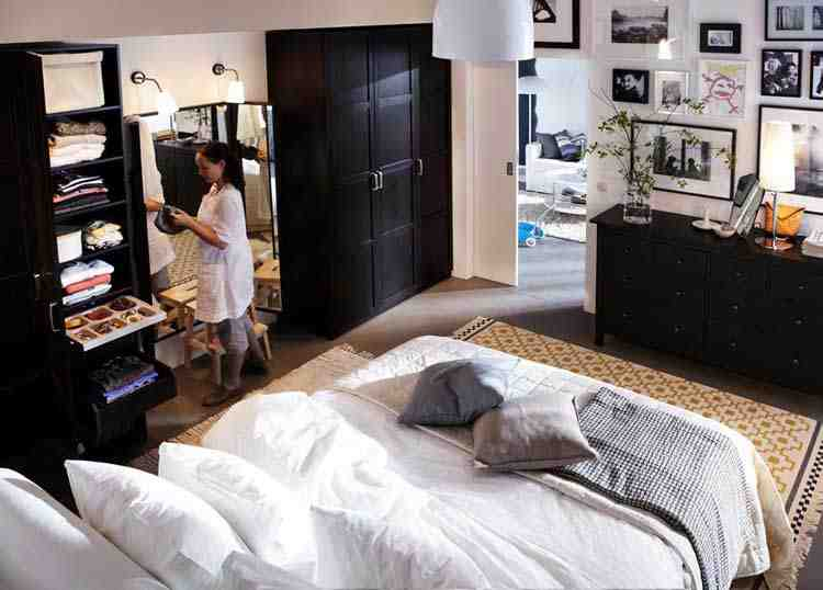 Black Bedroom Furniture Ikea Decor Ideasdecor Ideas
