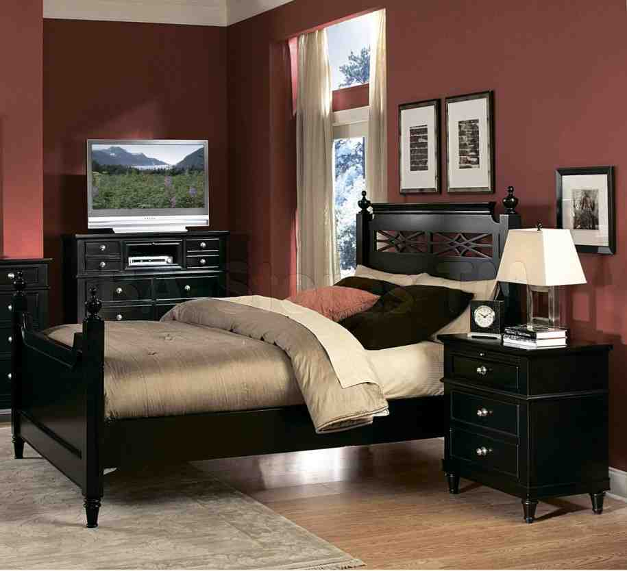 Black furniture bedroom ideas decor ideasdecor ideas for Bedroom furniture design ideas