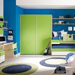 Boys Green Bedroom