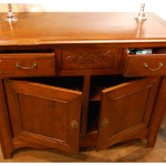 Buffet Cabinet Designs