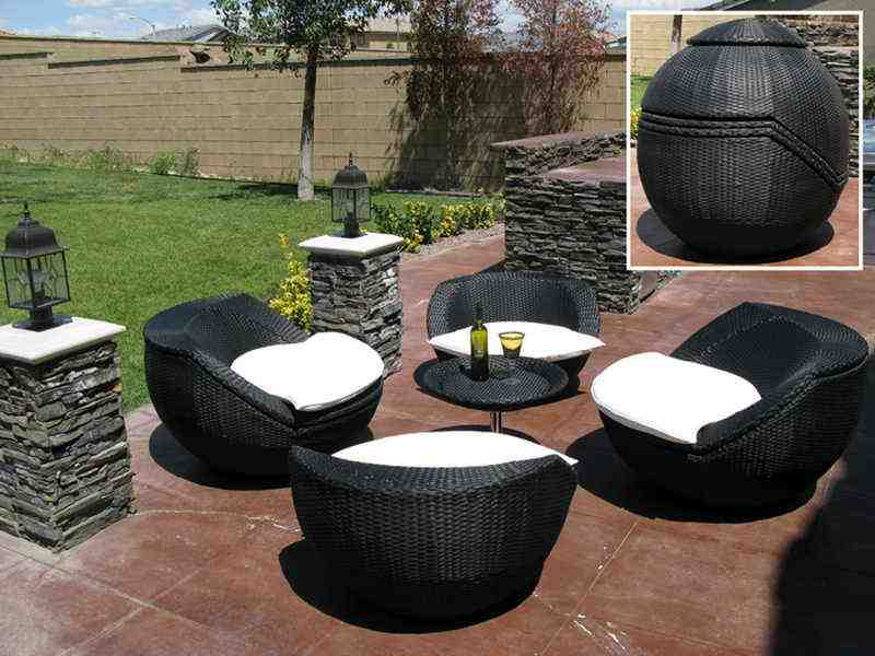 Cheap Outdoor Wicker Furniture Sets Decor IdeasDecor Ideas