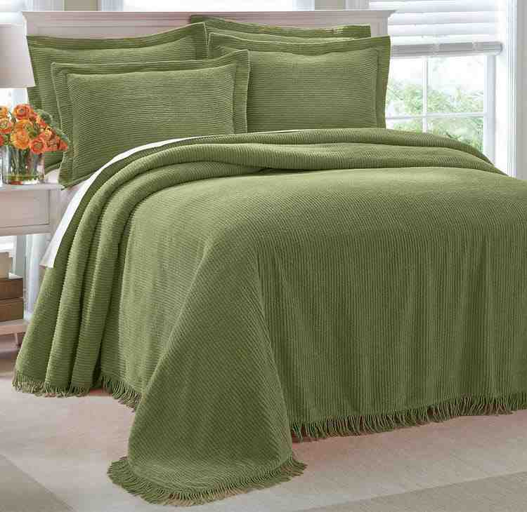 Chenille Bedspread Twin Size Decor Ideasdecor Ideas