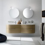 Circular Bathroom Mirror