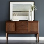 Crate and Barrel Sideboard