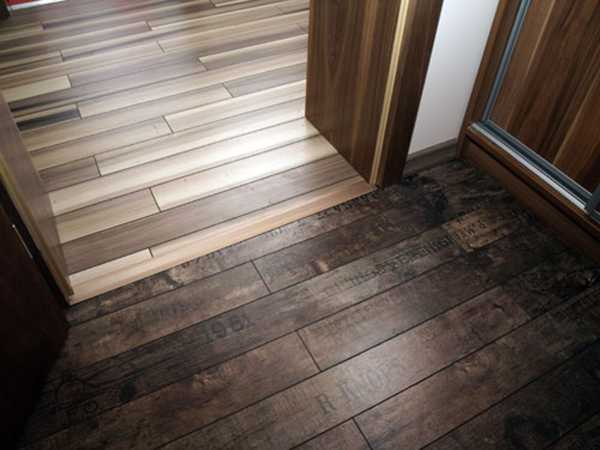 Dark Wood Flooring Desktop Wallpaper Pictures to pin on Pinterest