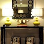 Decorating Entryway Tables