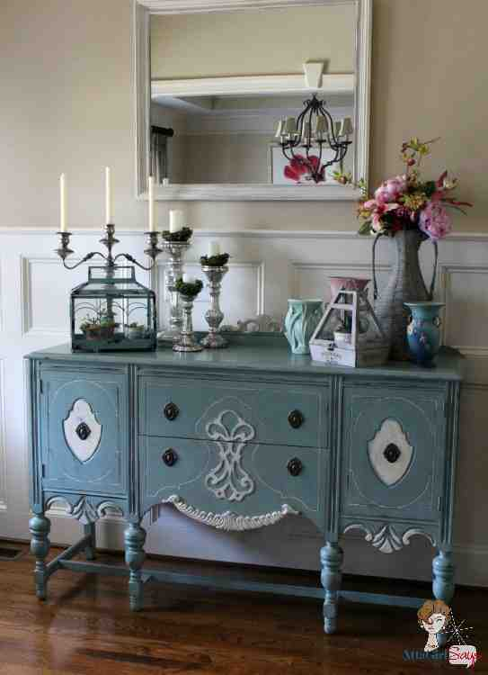 Entryway Table Decor Ideas