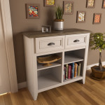 Entryway Table with Storage