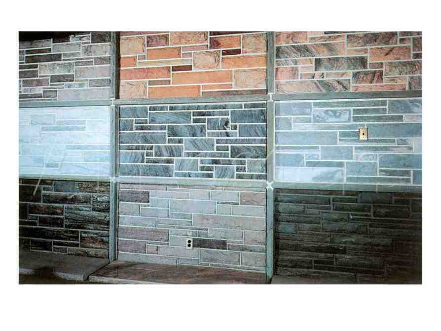 Faux Stone Wall Paneling Decor IdeasDecor Ideas
