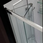 Folding Glass Shower Doors