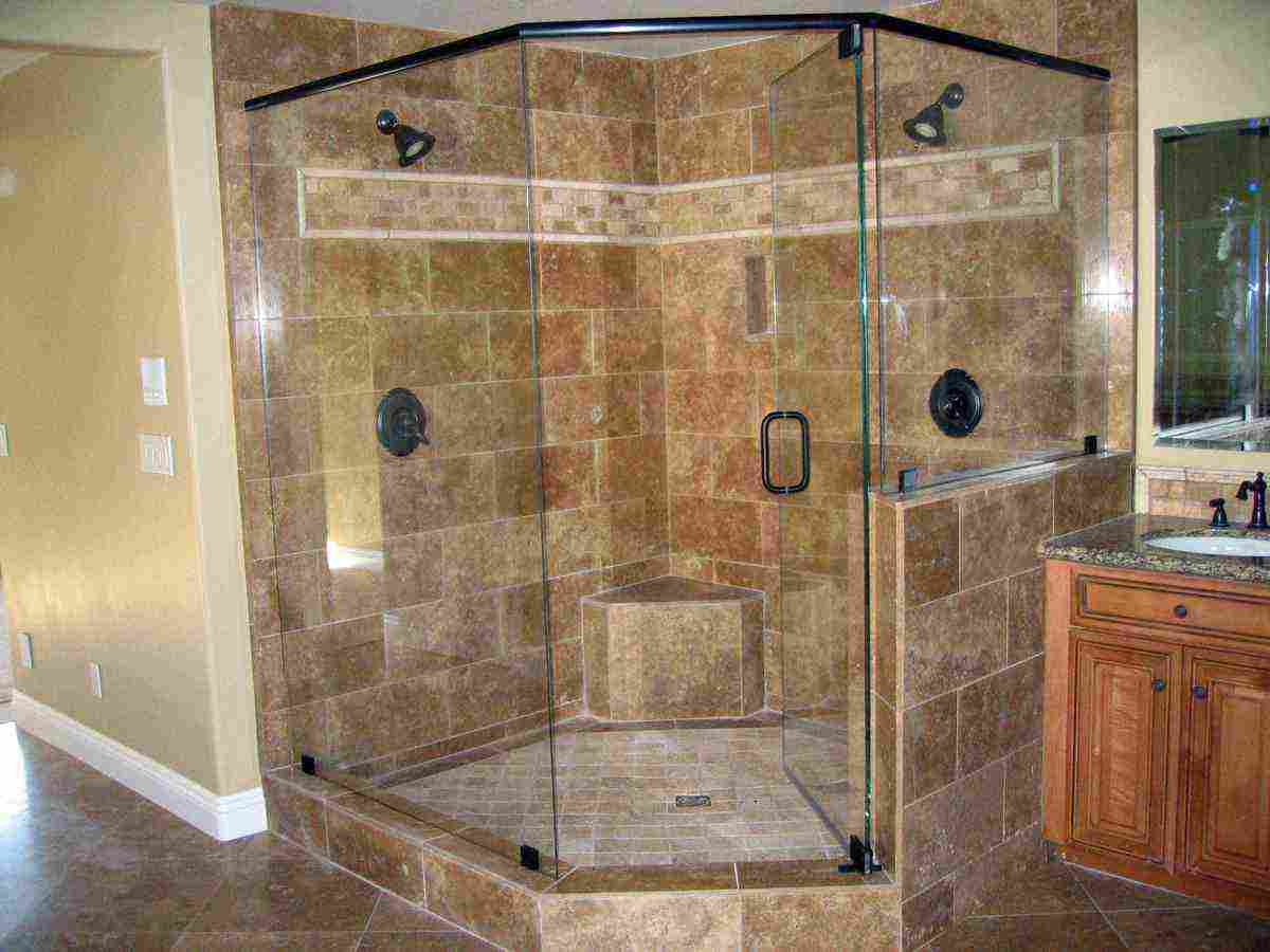 Frameless Glass Shower Doors NJ
