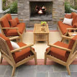 Furniture Outdoor Patio Teak