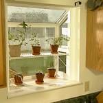Garden Windows for Kitchens