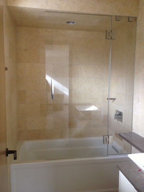 Glass Shower Doors For Tubs Frameless Decor IdeasDecor Ideas