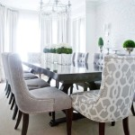 Gray Dining Room Chairs