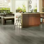 Gray Laminate Wood Flooring