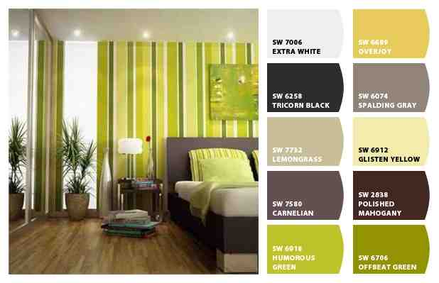 Green Bedroom Color Schemes Decor Ideasdecor Ideas