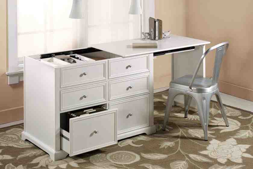 Hidden Desk Furniture Decor IdeasDecor Ideas