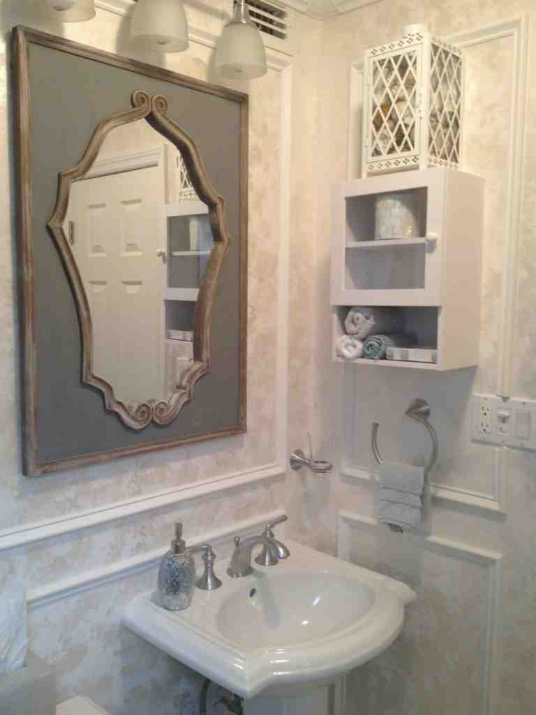 Home depot bathroom mirrors decor ideasdecor ideas for Bathroom ideas home depot