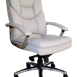 Italian Leather Office Chair