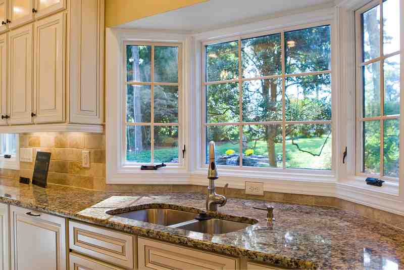 Kitchen bay window ideas decor ideasdecor ideas for Kitchen ideas no window