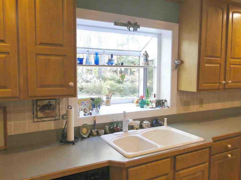 Kitchen Window Box