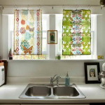 Kitchen Window Shades