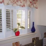 Kitchen Window Shutters Interior