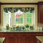 Large Kitchen Window Treatment Ideas