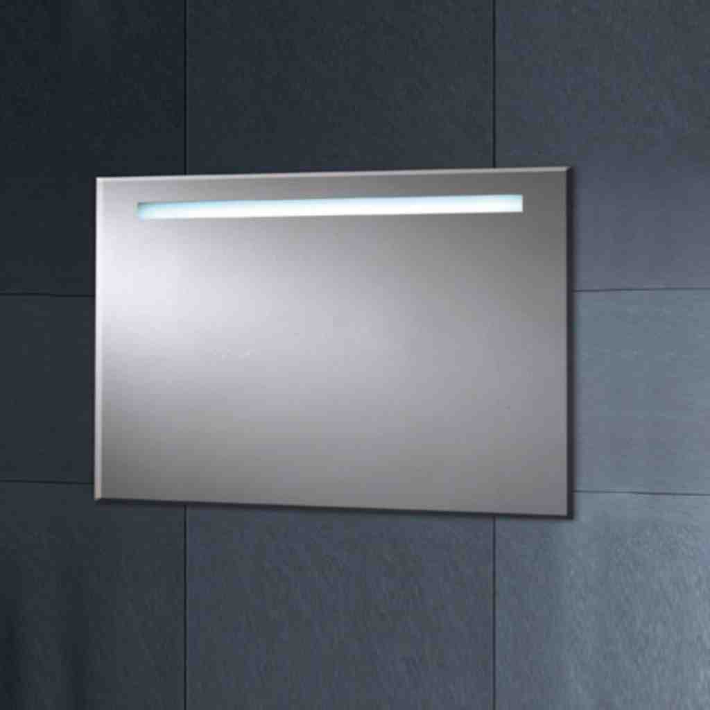 Bathroom demister mirror