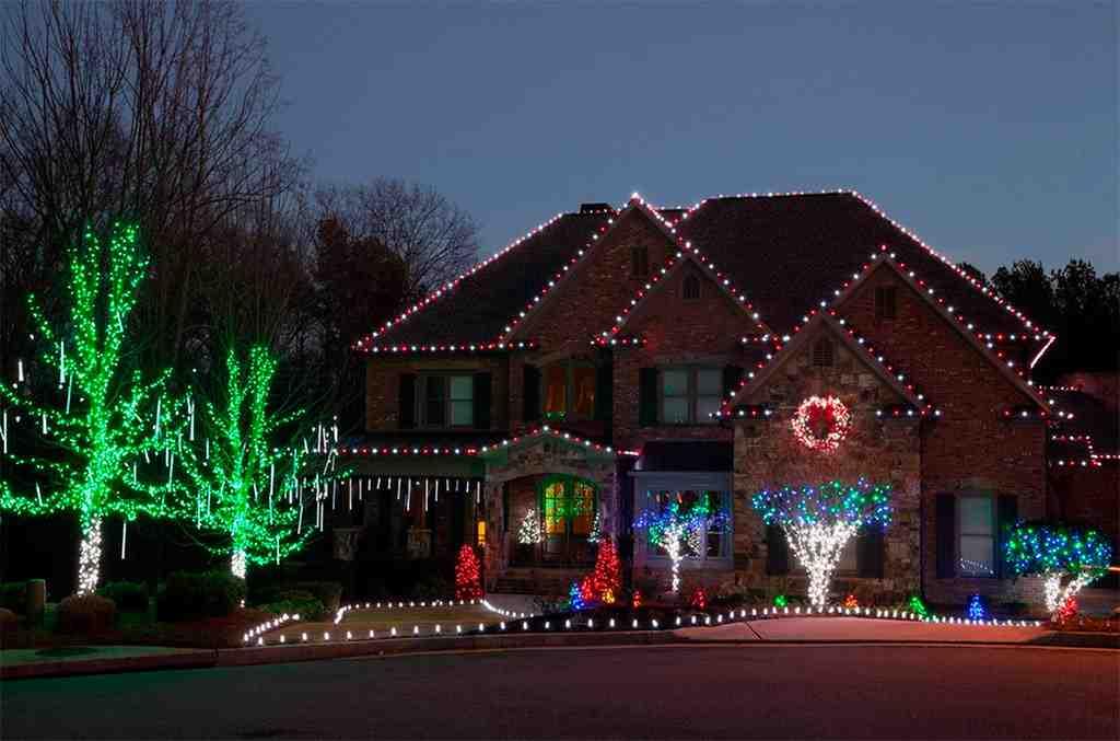 led tree lights outdoor decor ideasdecor ideas