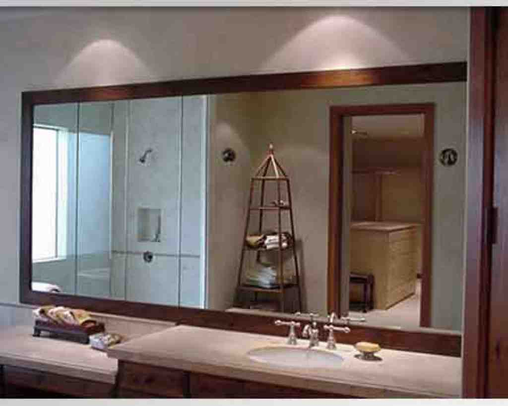 Long Bathroom Mirrors