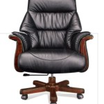 Luxury Leather Office Chair