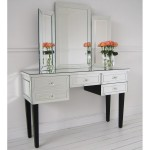 Mirrored Desk Furniture