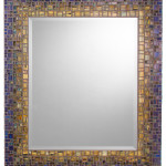 Mosaic Bathroom Mirrors