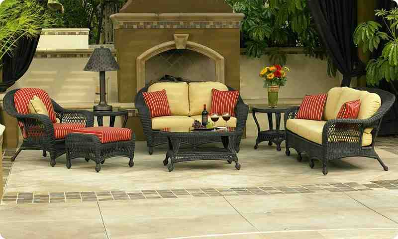Northcape Outdoor Wicker Furniture Decor Ideasdecor Ideas