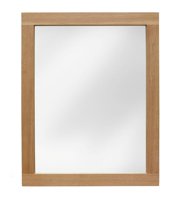 Brilliant  Oak Framed Bathroom Mirrorsamazoncom Oak Framed Bathroom Mirrors