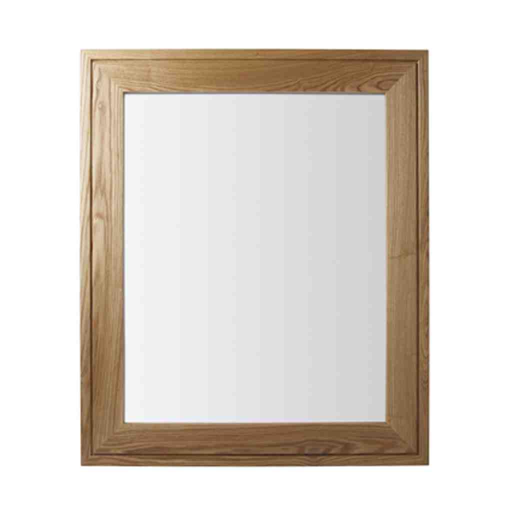 OAK Framed Bathroom Mirrors