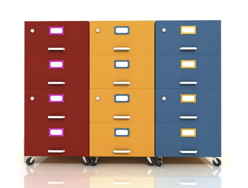 Choosing The Best Office Filing Cabinets To Suit Your