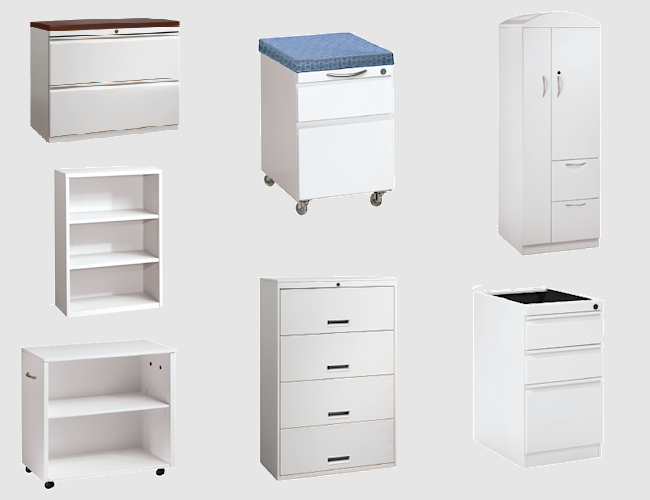 Amazing Furniture Princeton Lateral File Home Office White Filing Cabinet