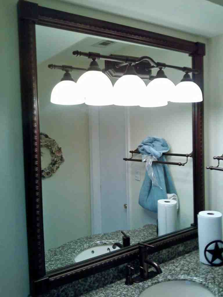 Oil Rubbed Bronze Bathroom Mirror Decor Ideasdecor Ideas