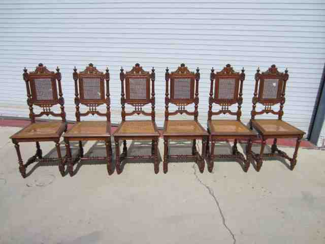 Old Dining Room Chairs